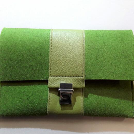 Aggi Varnholt, Taschenmanufaktur, Filzdesign nufaktur, Tablethülle, Filzdesign