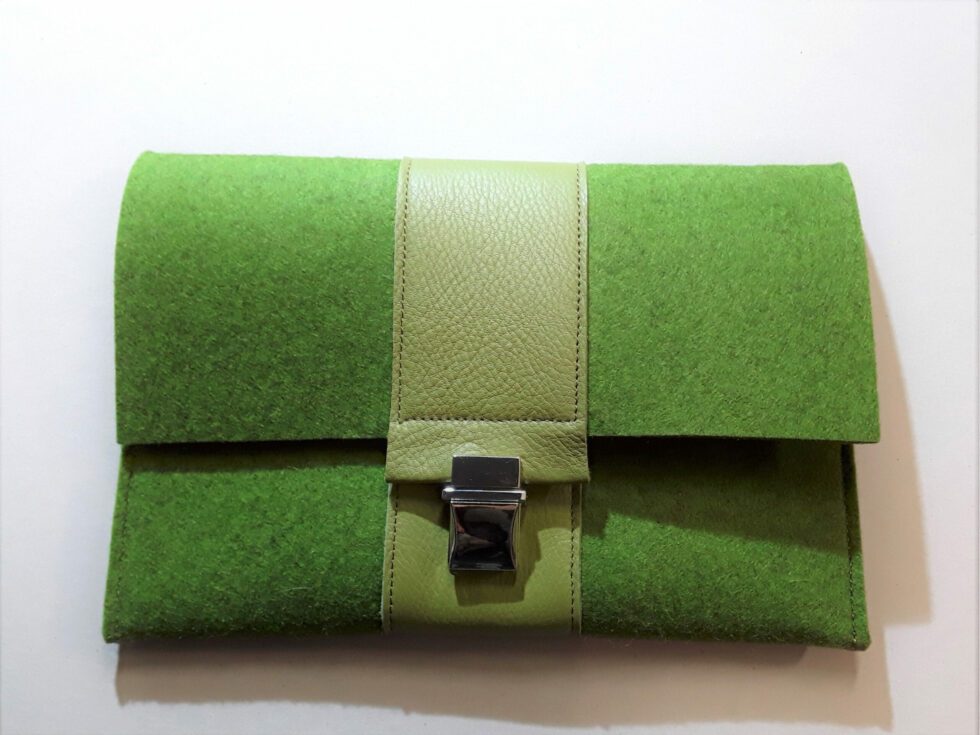 Aggi Varnholt, Taschenmanufaktur, Tablethülle, Filzdesign