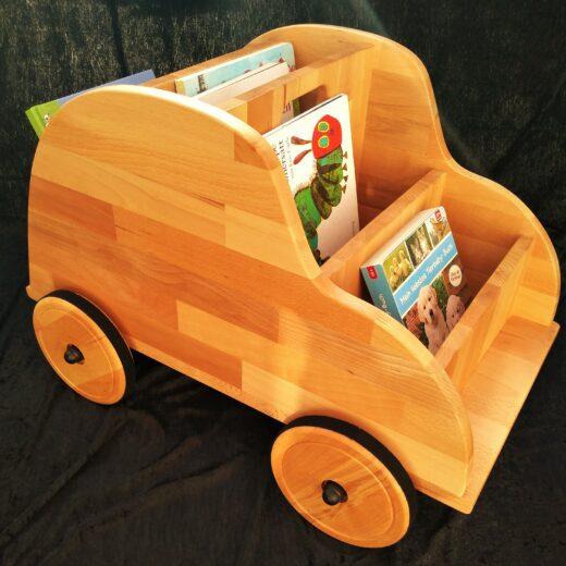 Uwe Witte Bücherauto Buche