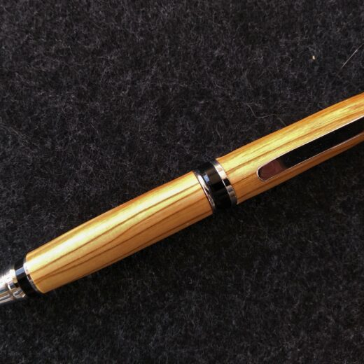 Uwe Witte Kugelschreiber Olive1
