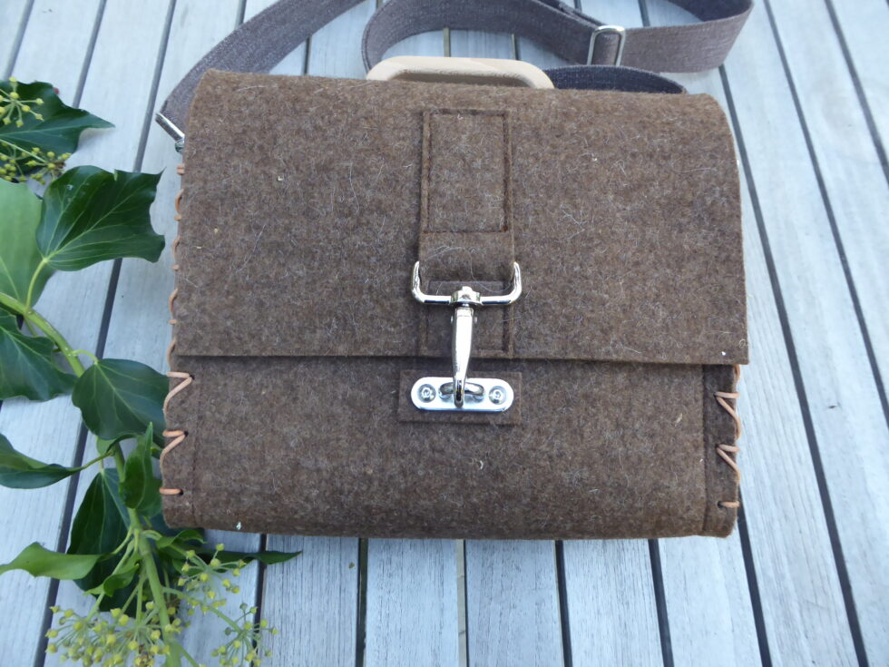 Taschenmanufaktur, Aggi Varnholt, Holztasche , Taschenmanufaktur