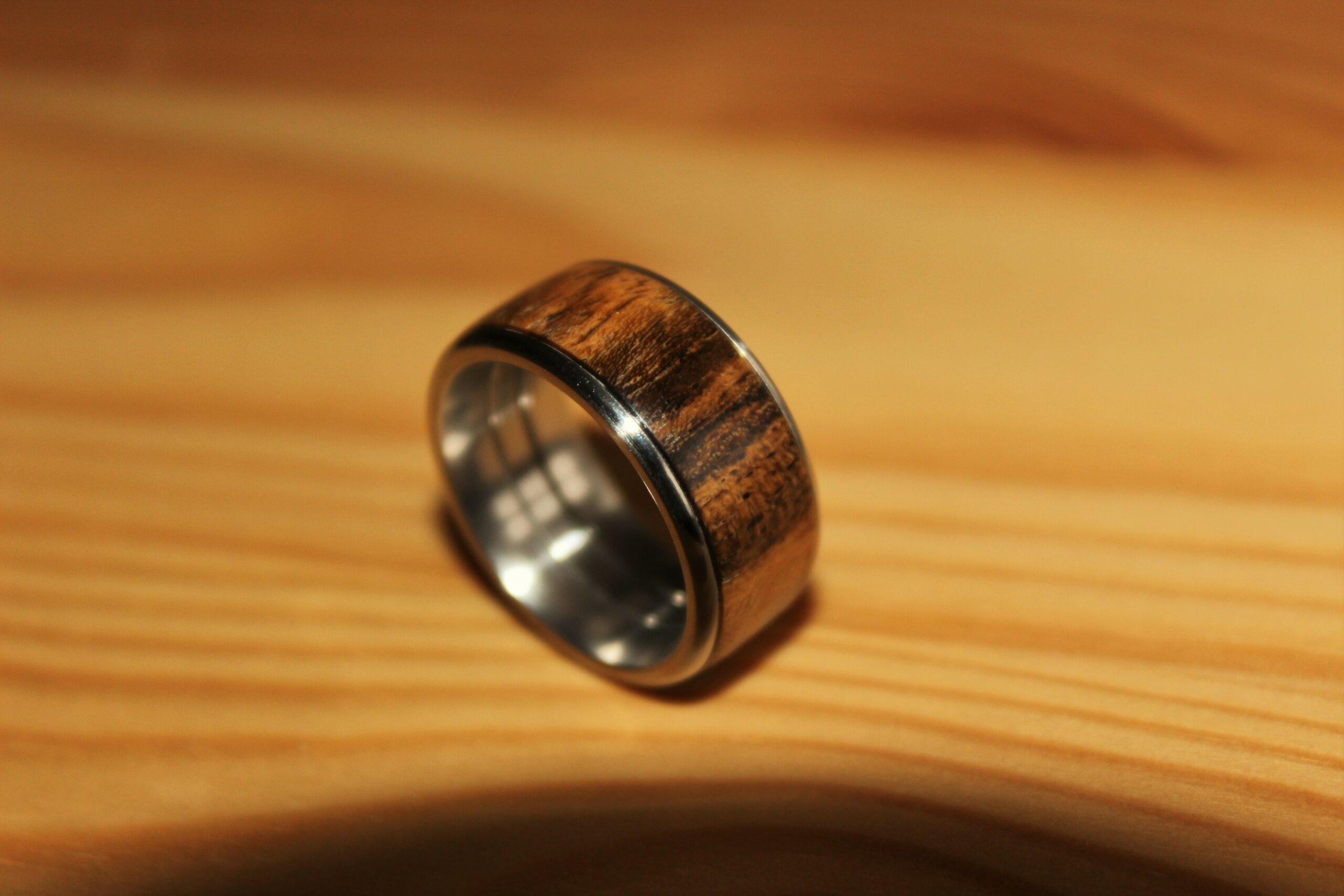 Uwe Witte Ring Bocote