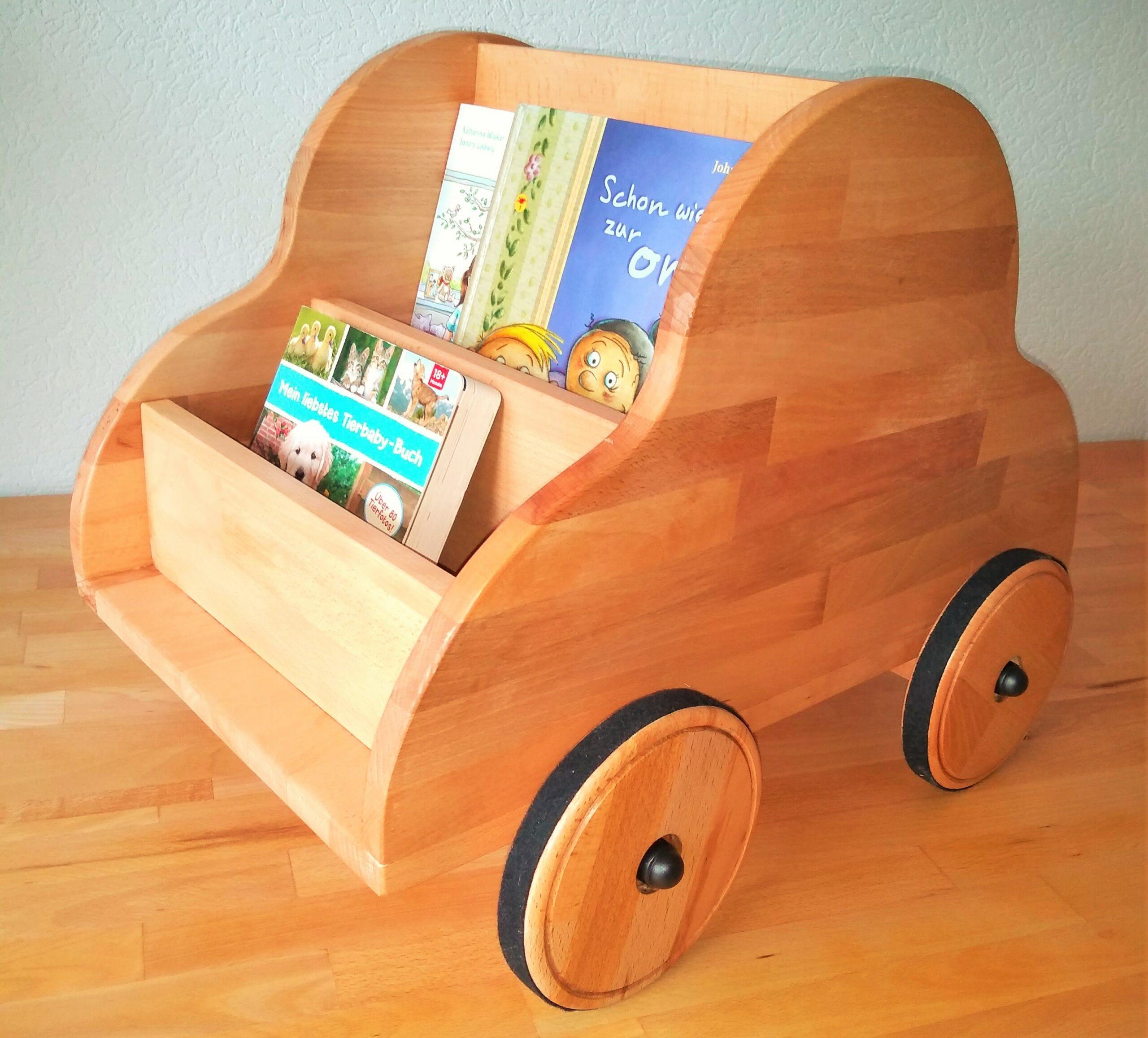 Uwe Witte Bücherauto 2 Buche