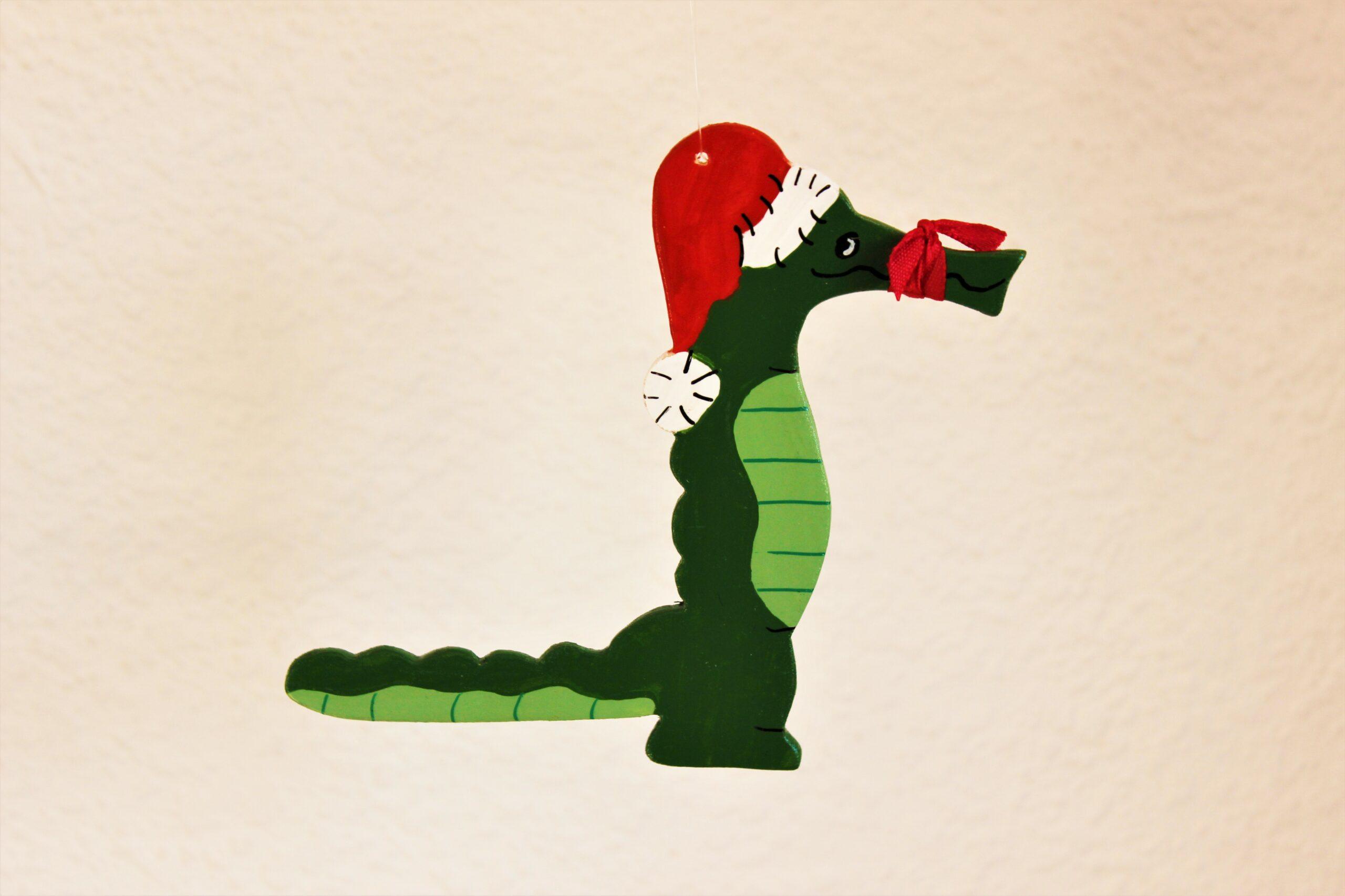 Uwe Witte Krokodil Pappel