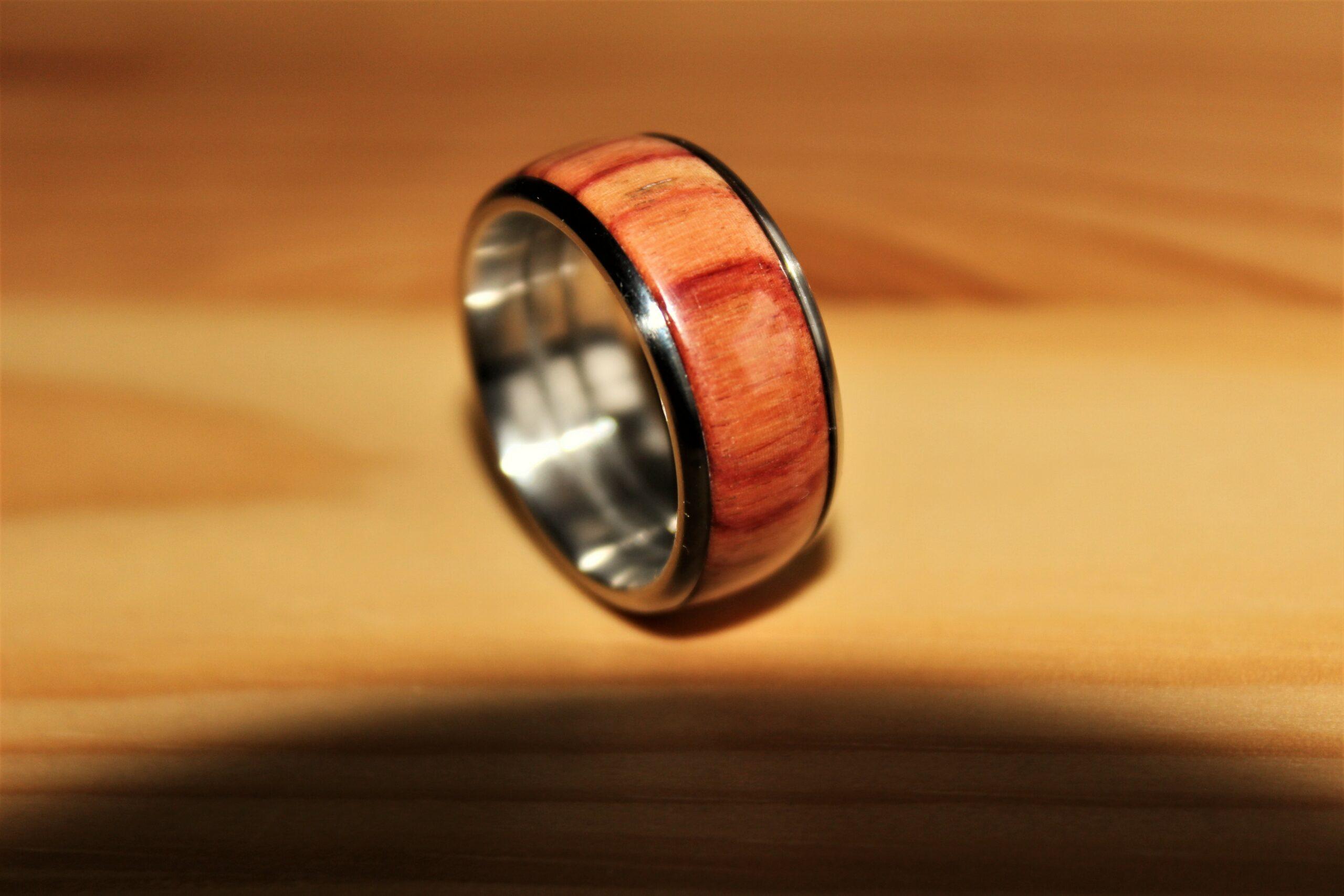 Uwe Witte Ring Rosenho