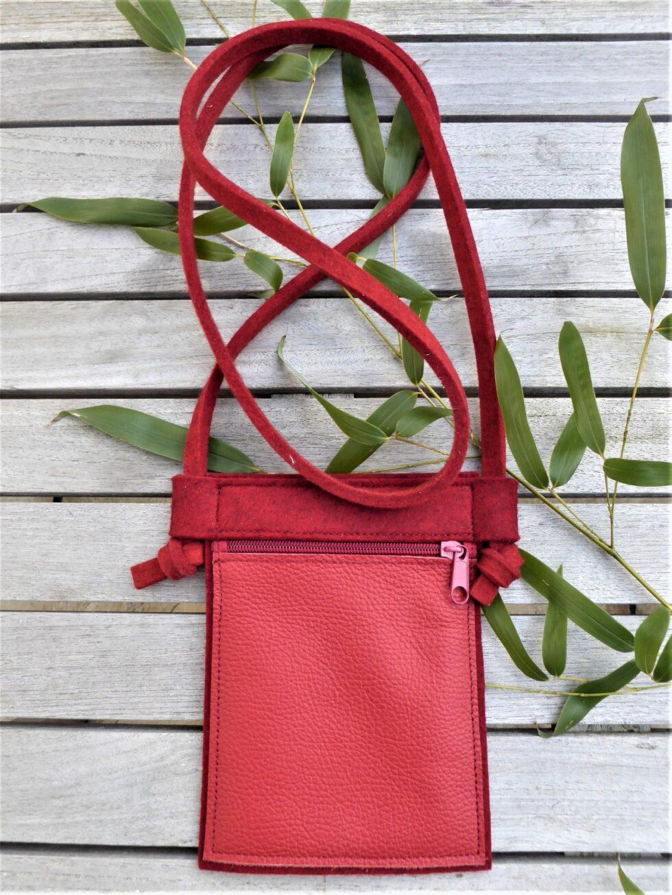 Smartphonetasche, Aggi Varnholt, Taschenmanufaktur, natürlich, nachhaltig, aggi-varnholt.de